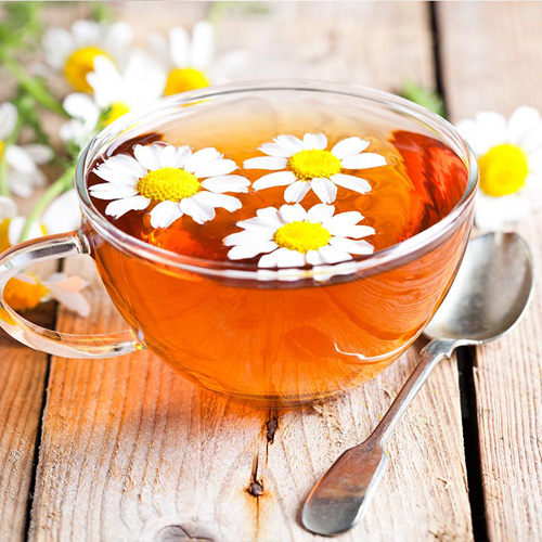 Recipes of Chamomile