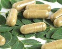 Organic Moringa Ashwagandha Capsules