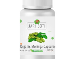 Organic Moringa Oleifera Capsules