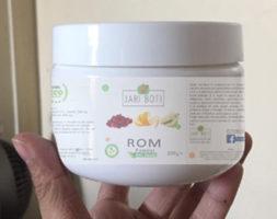 ROM: Rose + Orange Peel + Multani Mud